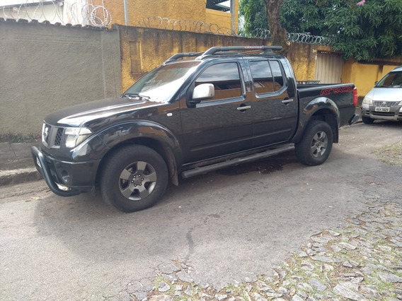 Nissan Frontier 2.5 Se Attack Cab. Dupla 4x4 4p 2012