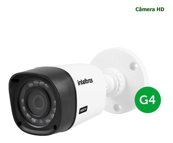 Camera Intelbras Multi Hd 720p Infra 20m 2,6mm Vhd 1120 B G4