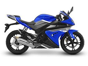 Moto Naked Zanella Rz 25 R 250 0km Urquiza Motos