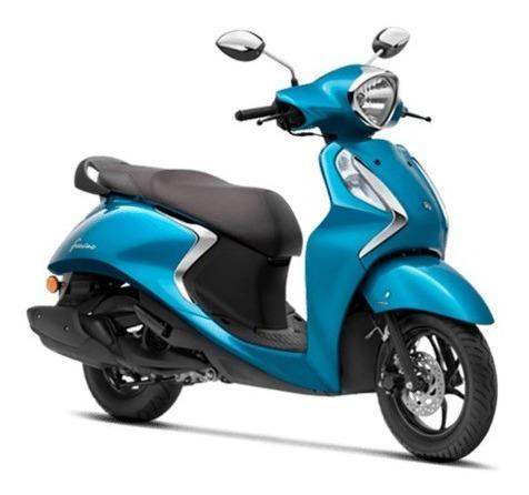 Yamaha Fascino 125 Fi 12 Y 18 Cts. Sin Interes Hasta $250000