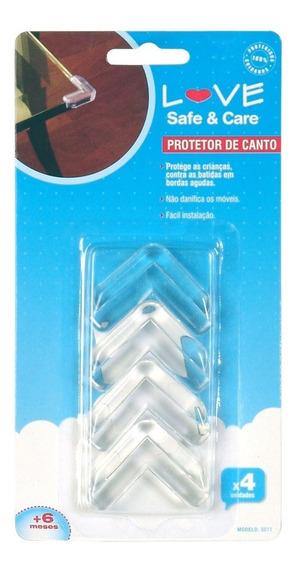 Protetor De Canto Para Mesa De Vidro - Love