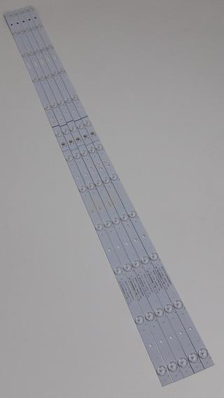 Kit Com 5 Barras De Led Philco Ph50a17dsgwa Nova Original