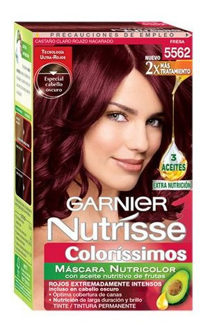 Tinta Nutrisse Colorissimos Nº5562