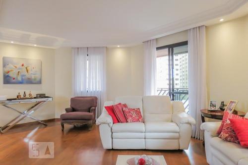 Apartamento À Venda - Moema, 4 Quartos,  206 - S893024412