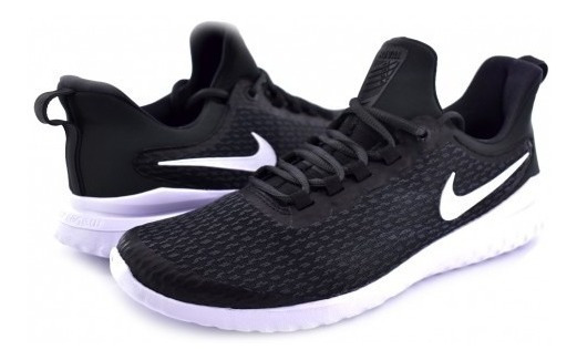 Tenis Nike Aa7400 001 Black/white Anthracite Renew Rival 25