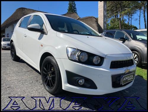 Chevrolet Sonic 1.6 Lt Hatch Amaya