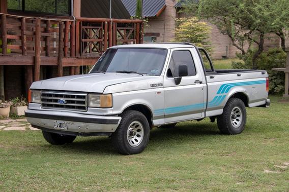 Ford F 100 Xlt 93