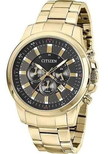 Relógio Citizen Masculino Cronógrafo An8082-54e / Tz20448u