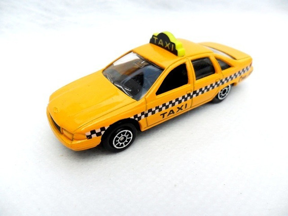 Welly Chevrolet Caprice Taxi Usado