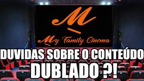 My Family Cinema 1 Mês Código Ativação + Nuvem Dublada