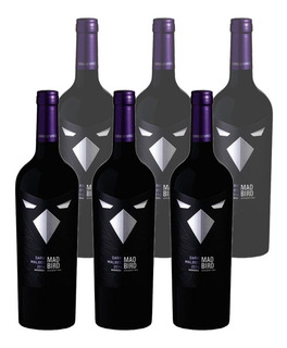 Vino Mad Bird X 12 Unidades By Corbeau Wines