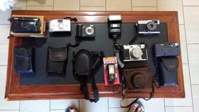 Conjunto De Câmeras Diversas -inclui Beauty, Olympus Trip 35
