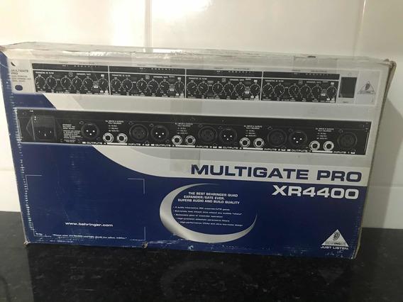 Multigate Pro Behringer Xr 4400 (4 Canais)