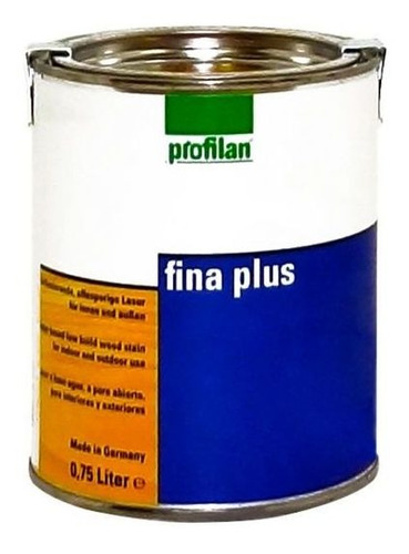 Profilan Profilan Fina Plus Limba 0.75 Litros Techno Th745ex