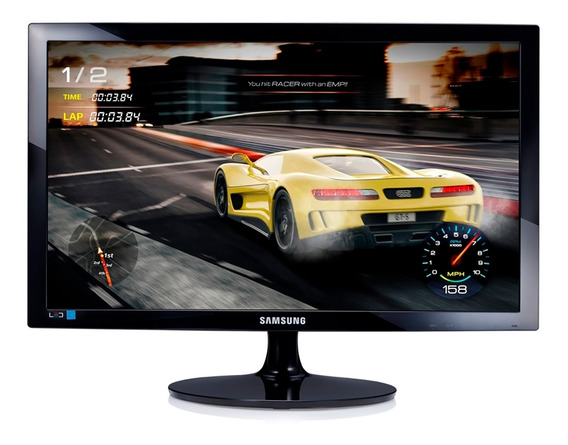 Monitor Samsung 24 Led Wide - S24d332h