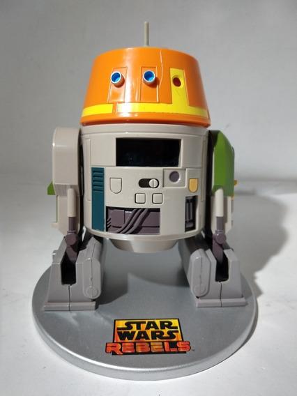 Reloj Star Wars Rebels Chopper