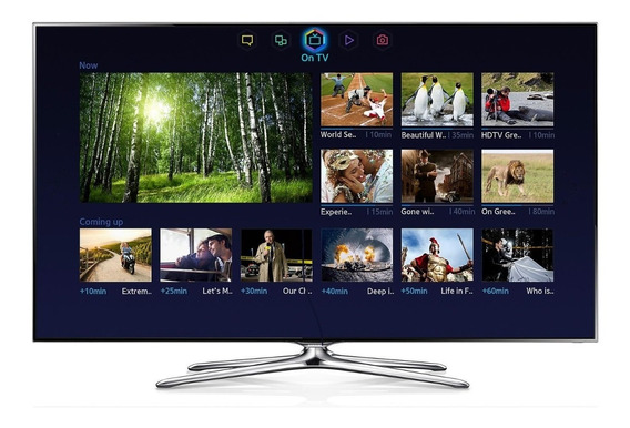 Samsung 65 1080p 240hz 3d Smart Led Hdtv