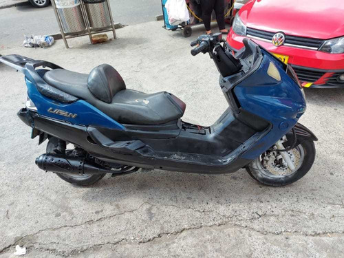 Moto Lifan 150cc 2010 Barata $1.350.000 Bogota Solo Carta