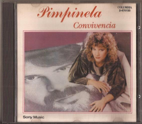 Pimpinela Cd Convivencia Cd Original 1992