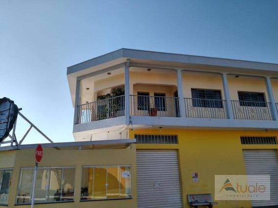 Casa Com 5 Dormitórios Para Alugar, 460 M² Por R$ 3.500/mês - Loteamento Remanso Campineiro - Hortolândia/sp - Ca6791
