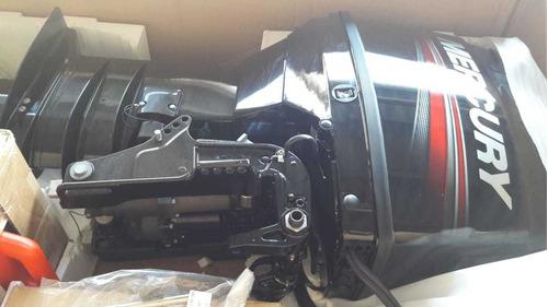 Mercury 50 Elpto - Motor De Popa Mercury 50 Hp C/ Comando