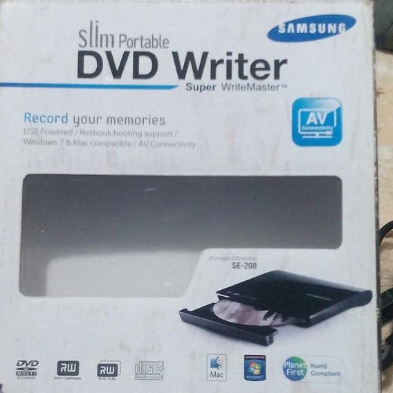 Lector Dvd Portátil Samsung Conore Seguro
