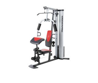 Gimnasio Weider Pro Aparat De Ejercicios Multifuncional, Gym