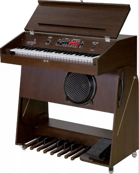 Órgão Harmonia Hs P1 Portátil - Órgão Eletrônico