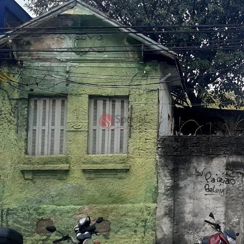 Imagem 1 de 3 de Terreno Bem Localizado No Tatuapé  - Af22125