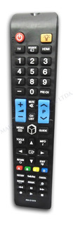 Control Remoto Para Tv Samsung Smart Tv Full Hd Alternativo