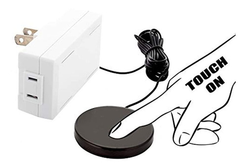 Interruptor Eléctrico Regulador De Luz, Lumie Touch