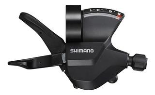 Shifter Palanca De Cambio Derecho Shimano Acera 8v Con Visor