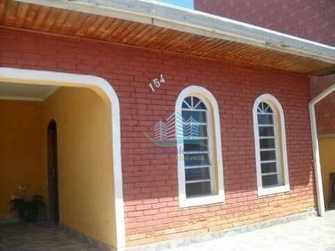 Casa Residencial À Venda, Jardim São Bento, Hortolândia. - Ca0083