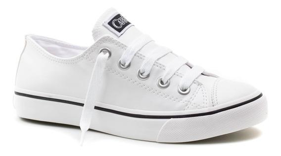 Tênis Capricho Feminino Like Class Branco