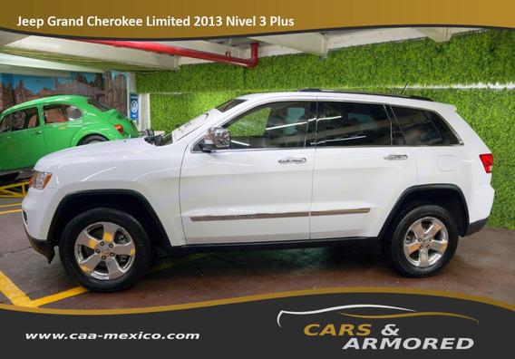 Jeep Grand Cherokee 2013 Blindada
