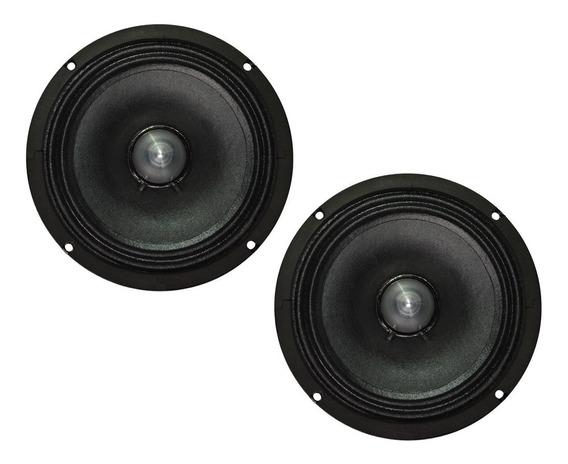 Par Alto Falante 6 300w Oversound 6 Ext 8 Ohms | Original