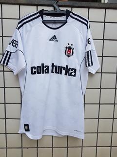 Camisa Besiktas 2010 adidas