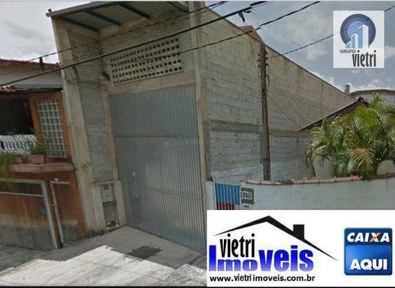 Galpão Aluguel Vila Menk- Osasco R$ 4.000,00 - Ga0149