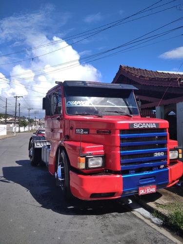 Scania 112 Hw