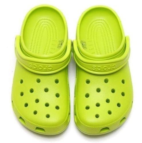 Crocs Originales Classic Adulto Volt Verde