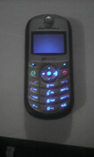 Telefono Basico Motorola C139 Movistar