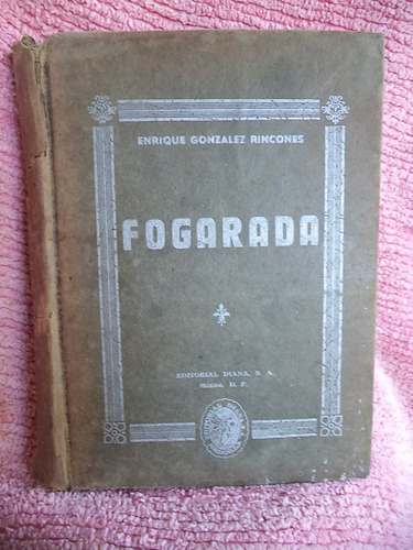 Imagen 1 de 2 de Fogarada  Enrique González Rincones