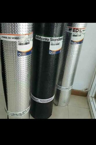 Mant Impermeabilizante 3-2 Mm Edil ((oferta Del Mes))