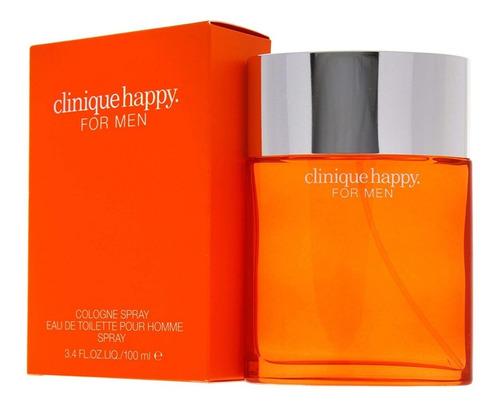 Perfume Clinique Happy 100 M/l Para Hombre Original