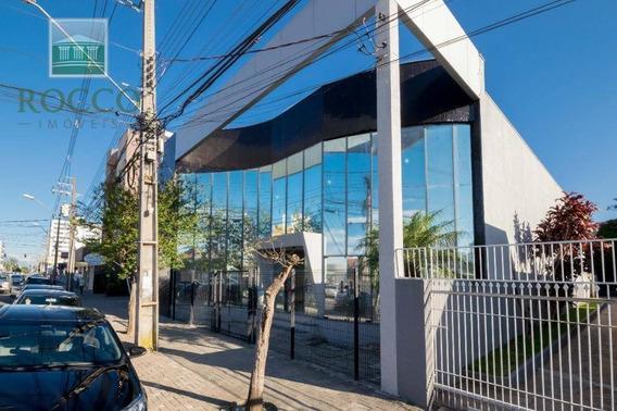 Loja Para Locação No Centro De São José Dos Pinhais - Lo0080