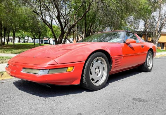 Corvette 1991 En Autos Dario