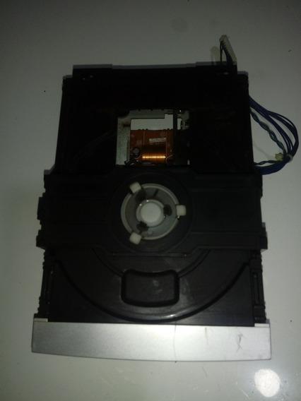 Mecanica De Um Cd Som Gradiente Ms.550 Com Defeito