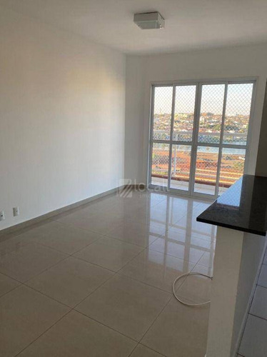 Imagem 1 de 16 de Apartamento Com 2 Dormitórios À Venda, 70 M² Por R$ 340.000 - Vila Ercília - São José Do Rio Preto/sp - Ap2655