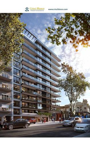 Venta Apartamento 1 Dormitorio Doo Constituyente Proyecto Ref 647