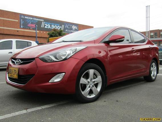 Hyundai Elantra Gls 1.8 Aa Ab Abs Mt